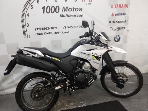yamaha xtz 250 lander 2020 otimo estado aceito moto