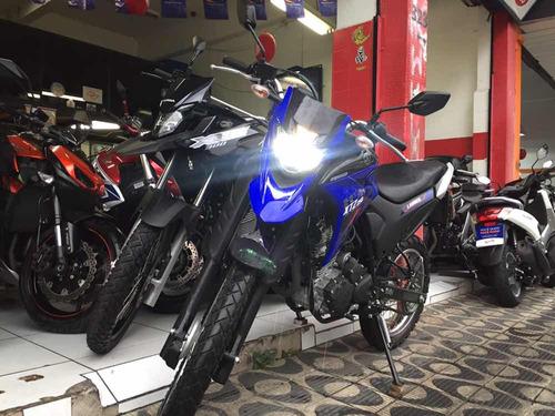 yamaha xtz 250 lander ano 2020 com apenas 300km shadai motos