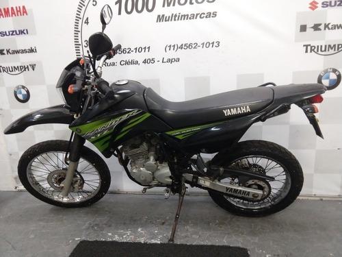 yamaha xtz 250 lander moto