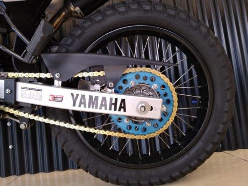 yamaha xtz 250 lander (no tenere honda tornado xr 250)