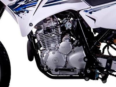 yamaha xtz 250 mejor contado motolandia