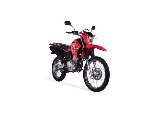 yamaha xtz 250 modelo 2018 0km  palermo bikes