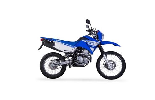 yamaha xtz 250 motos