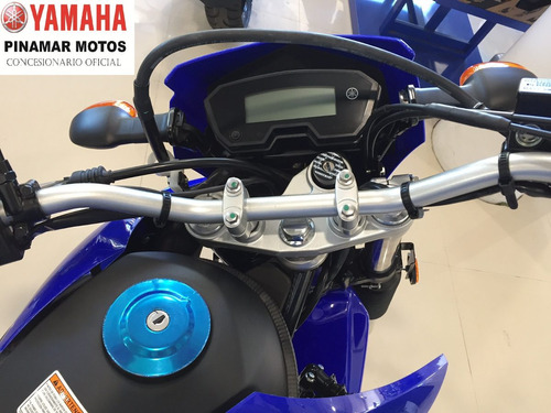 yamaha xtz 250 nueva 2018 azul 0km!