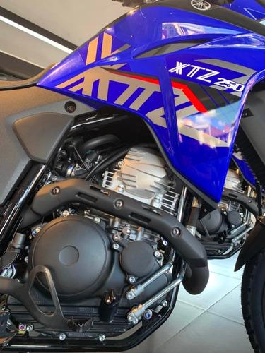 yamaha xtz 250 nuevo diseño