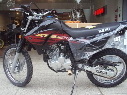 yamaha xtz 250 octubre - agencia oficial yamaha