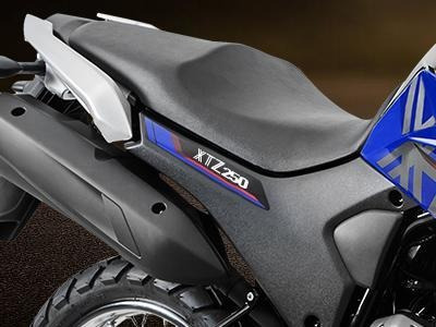 yamaha xtz 250 okm en cycles motoshop