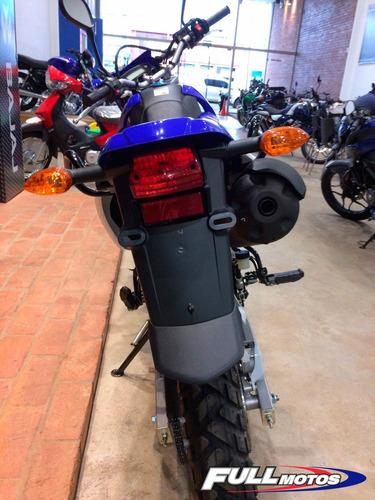 yamaha xtz 250 - roja!! nuevo diseño