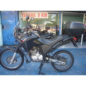 Yamaha Xtz 250 Tenere 2013 Preta Acessorios Troco Nova Impec
