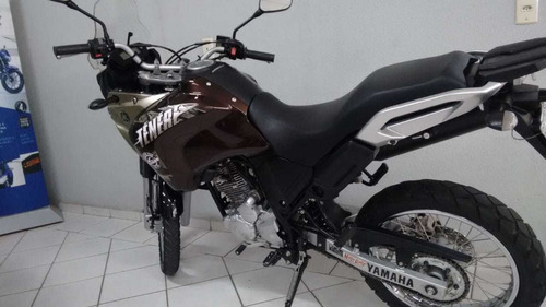 yamaha xtz 250 tenere 2017 marrom