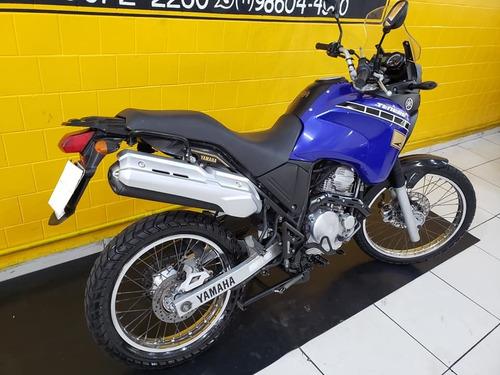yamaha  xtz 250 tenere   - azul - 2014 - km 39.000