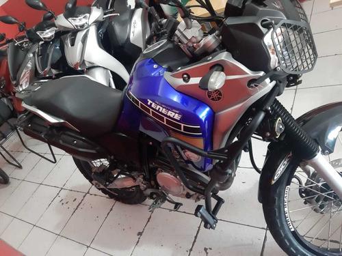 yamaha xtz 250 tenere azul super conservadada