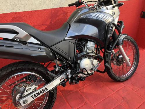 yamaha xtz 250 tenere blueflex 2017 cinza