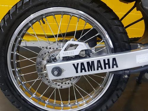 yamaha xtz 250 tenere - branca - 2017 - km 35.000