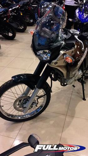 yamaha xtz 250 tenere!! ideal viajes...