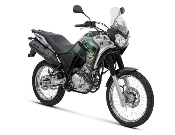 yamaha xtz 250 tenere motos