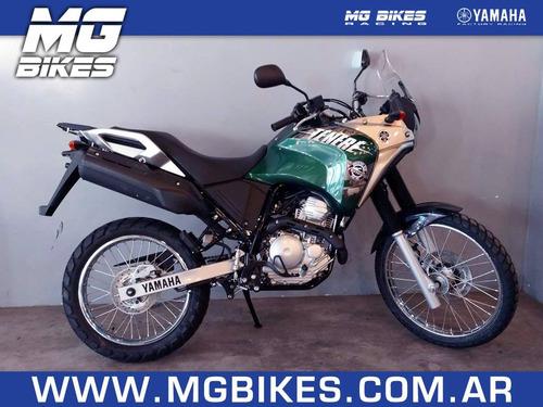 yamaha xtz 250 z tenere 0km - todos los colores - mg bikes!