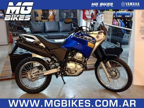 yamaha xtz 250 z tenere azul - consultar precio de contado!