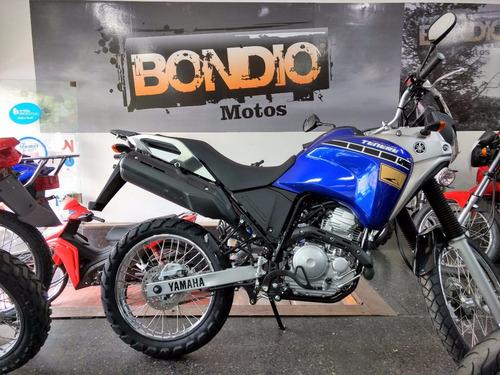 yamaha xtz 250 z (tenere) - bondio motos