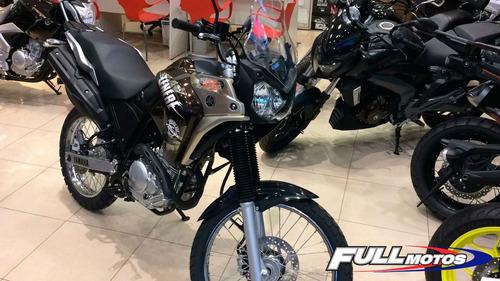 yamaha xtz 250 z tenere!! negra y azul nuevo diseño