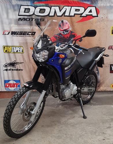 yamaha xtz 250 z tenere trial flete dompa motos