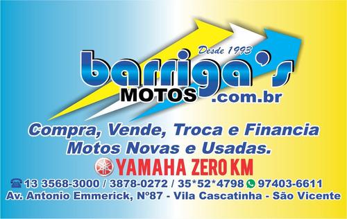 yamaha xtz 250cc teneré ano 2016 marrom impecável