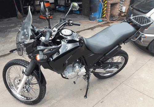 yamaha xtz 250cc tenere preta