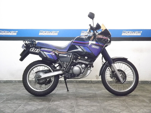 yamaha xtz 600 ténéré 1992 preta