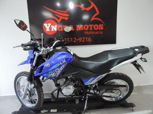 yamaha xtz crosser 150 z 2019 c/ 535 km nova