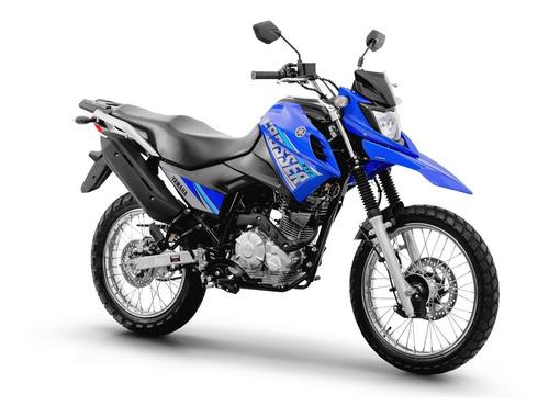 yamaha xtz crosser z abs 2019 azul 0km
