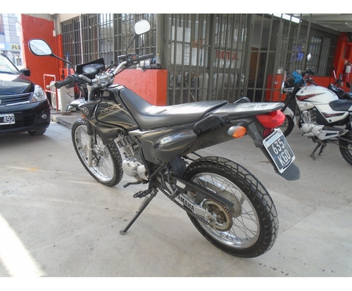 yamaha xtz - e 125 cc 2013
