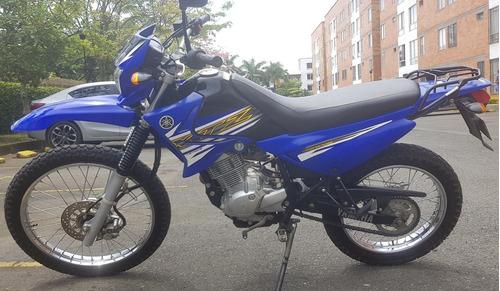 yamaha xtz e 125cc