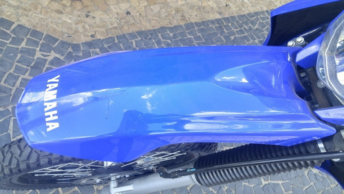 yamaha xtz lander 250 azul 2019 flex lindissima zerada