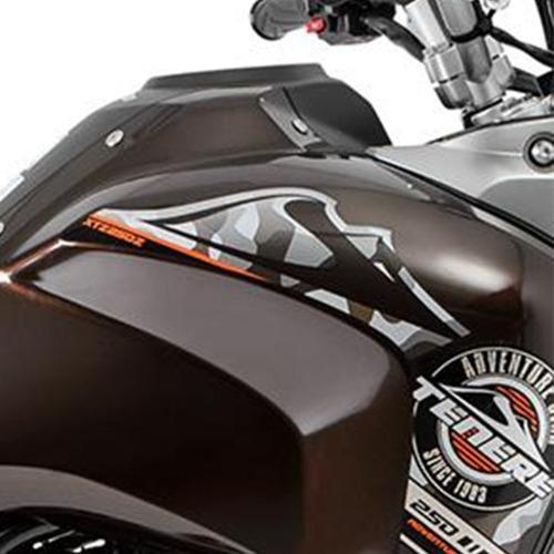 yamaha xtz tenere 250 - yuhmak motos