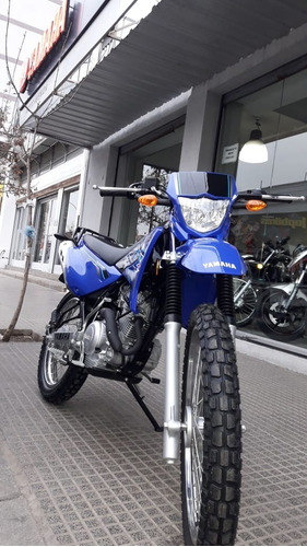 yamaha xtz125