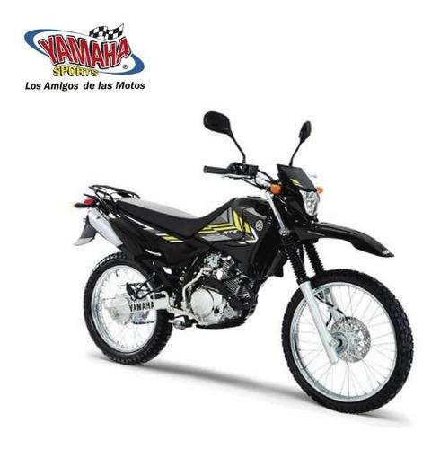 yamaha xtz125 moto