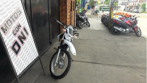 yamaha xtz125 motos