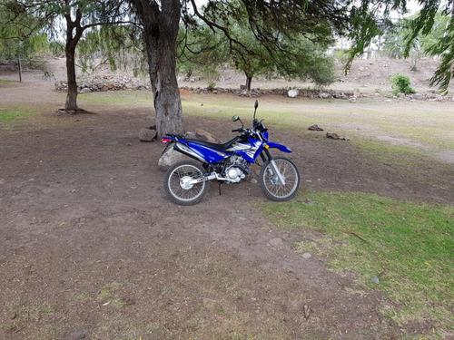 yamaha, xtz125e 2014 5600km