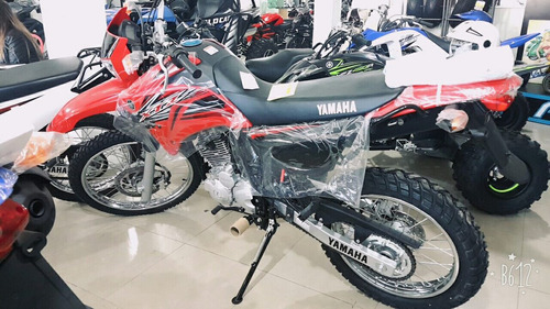 yamaha xtz250 2017