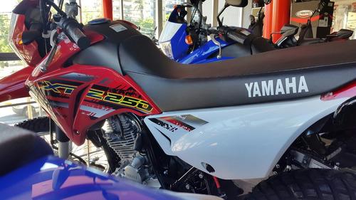 yamaha xtz250 xtz 250  en stock el mejor contado aca
