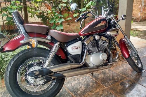 yamaha xv 250 virago custom