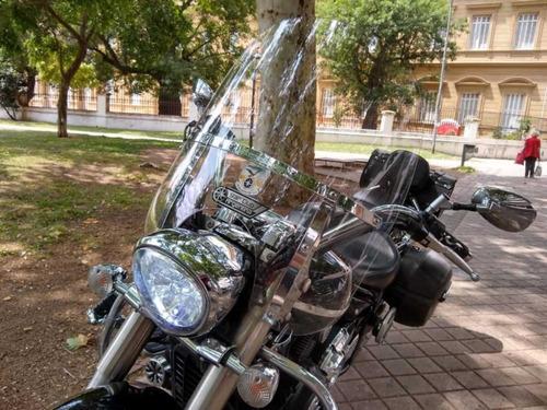 yamaha xvs 1300 midnightstar 2012 , unica! autodesco