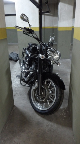 yamaha xvs 1900cc 2012 patentada 2015 12000km motoswift