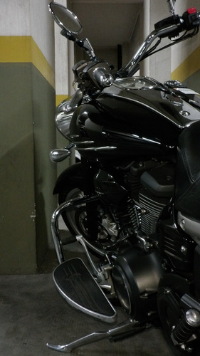 yamaha xvs 1900cc 2012 patentada 2015 13000km motoswift