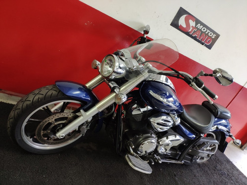 yamaha xvs 950 a midnight star 950 2012 azul