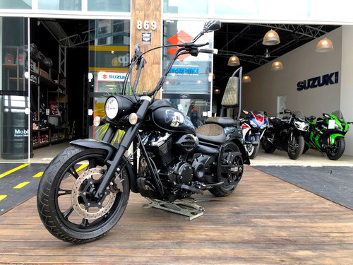 yamaha xvs 950a midnight star 2011 preto