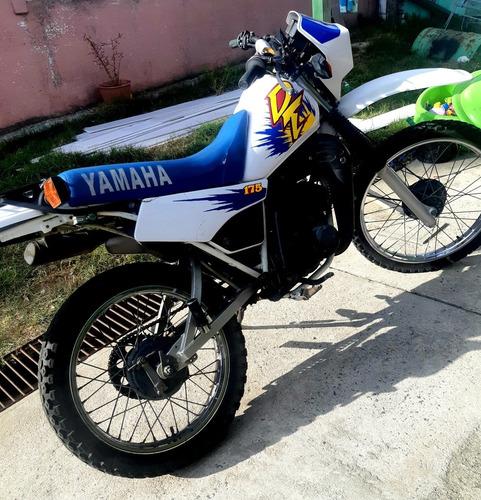 yamaha yamaha dt 175