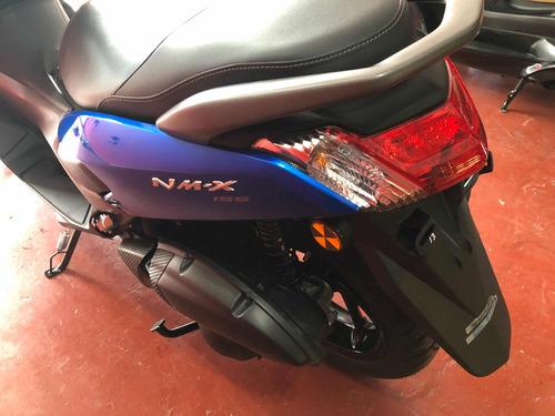 yamaha yamaha n max 155