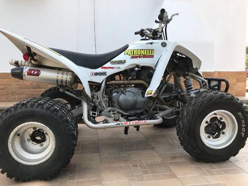 yamaha yamaha raptor 350cc 2013