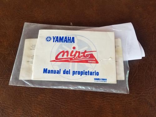 yamaha yamaha sh50t mint